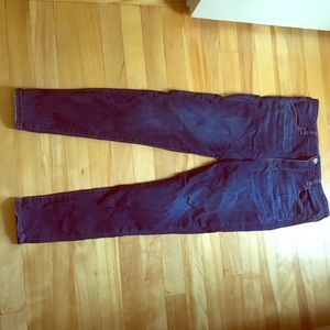 American Eagle High Waisted Jegging
